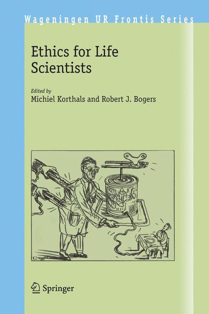 Ethics for Life Scientists - zum Schließen ins Bild klicken