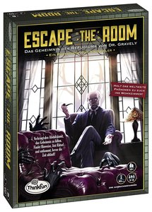 Escape the Room - Das Geheimnis des Refugiums von Dr. Gravely
