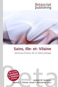 Sains, Ille- et- Vilaine