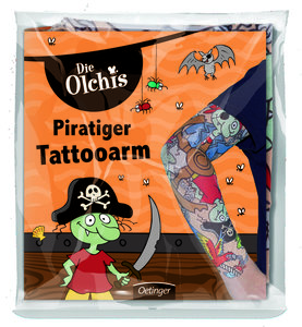 Olchi Tattooarm