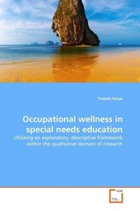 Occupational wellness in special needs education