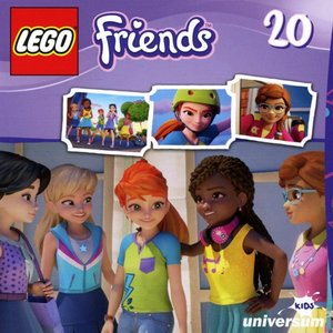 LEGO Friends. Tl.20, 1 Audio-CD