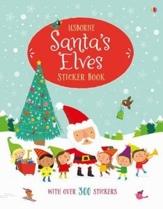 Santa\'s Elves Sticker Book