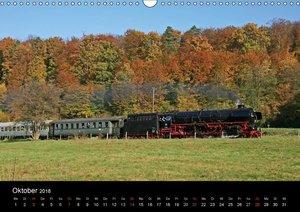 Mein Dampfbahnkalender 2018