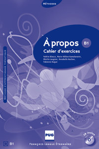 À propos B1. Cahier d'exercices + MP3-CD