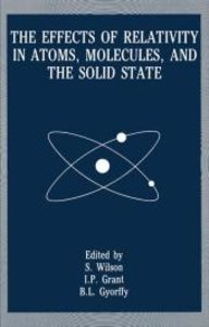 The Effects of Relativity in Atoms, Molecules, and the Solid Sta