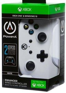 PowerA Wired Controller, White, für Xbox One und PC