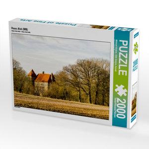 Haus Alst (MB) 2000 Teile Puzzle quer