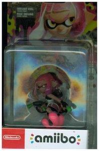 amiibo Splatoon Inkling Mädchen (Neon-Pink)