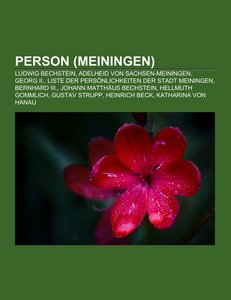 Person (Meiningen)