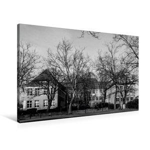 Premium Textil-Leinwand 90 cm x 60 cm quer Diesterwegschule - St