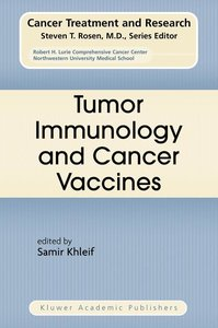 Tumor Immunology and Cancer Vaccines