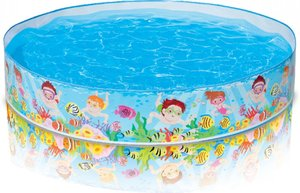 Snap-Set-Pool \'\'Beach Days\'\', ca. 152 x 25 cm