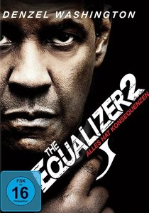 The Equalizer 2, 1 DVD