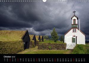 Sehnsucht nach Norden (Wandkalender 2019 DIN A3 quer)