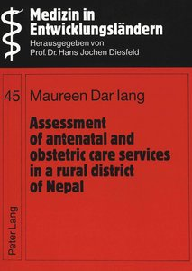 Assessment of antenatal and obstetric care services in a rural d