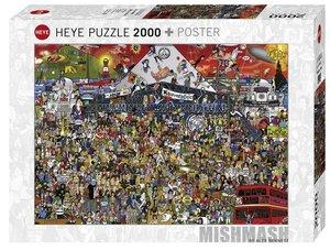 British Music History Puzzle