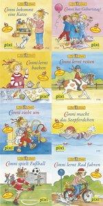 Pixi-Bücher Serie 190: Neue Abenteuer mit Conni. 64 Exemplare
