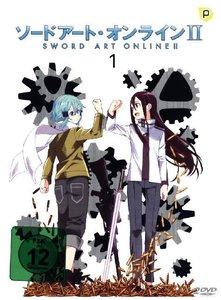 Sword Art Online - 2. Staffel - Box 1 (2 DVDs)