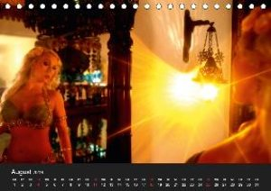 Träume aus 1001 Nacht (Tischkalender 2019 DIN A5 quer)