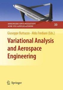 Variational Analysis and Aerospace Engineering