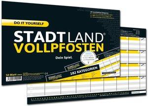 Denkriesen DEN09011 - Stadt Land Vollpfosten®, do it yourself Ed