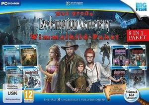 Das große Redemption Cemetery Wimmelbild Paket, 1 DVD-ROM