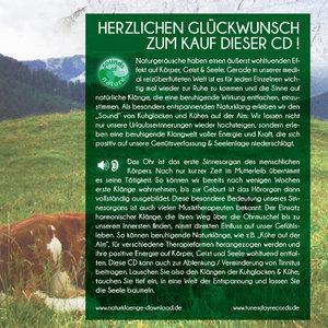 Kühe auf der Alm, 1 Audio-CD