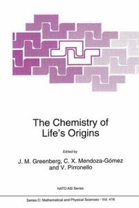 The Chemistry of Life's Origins