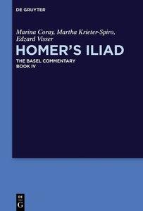 Homer\'s Iliad. Book IV