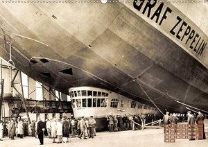 Faszination Luftschiffe ? Zeppeline auf historischen Ansichtskar