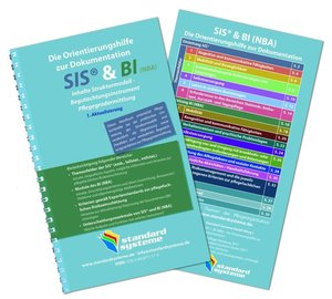 Die Orientierungshilfen zur Dokumentation SIS & BI (NBA)