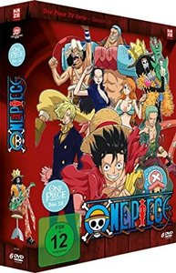 One Piece - TV-Serie - Box 18 (Episoden 546-573)
