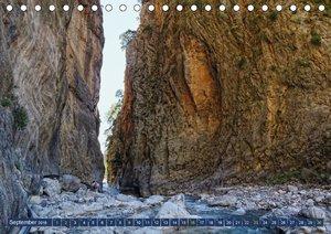 Wandern auf Kreta - Einmal durch die Samaria-Schlucht