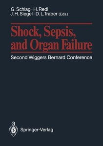 Shock, Sepsis, and Organ Failure