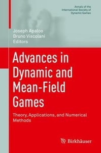 Advances in Dynamic and Mean-Field Games