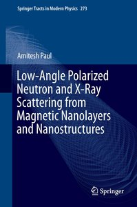 Low-Angle Polarized Neutron and X-Ray Scattering from Magnetic N