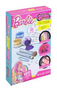 Knorrtoys GL7573 - Barbie Geschenkset mit temporären Glitzer Tat