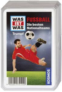 WAS IST WAS (Kartenspiel), Fußball - die besten Nationalteams