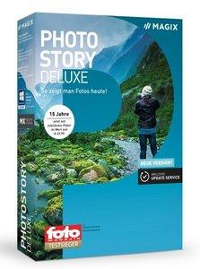 MAGIX Photostory Deluxe/CD-ROM