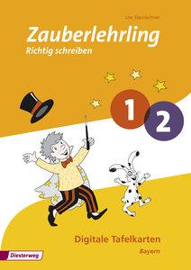 Zauberlehrling 1 / 2. Digitale Tafelkarten. Bayern