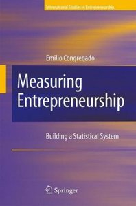 Measuring Entrepreneurship