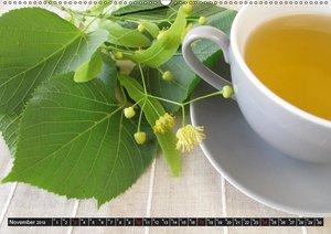 Komm Tee trinken! (Wandkalender 2019 DIN A2 quer)