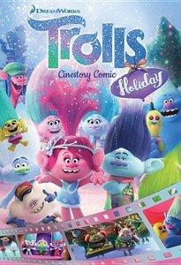 DreamWorks Trolls Holiday Cinestory Comic
