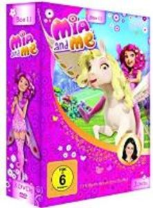 Mia and Me Box 1 - Staffel 1 (Folgen 1-13)