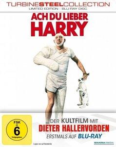 Ach du lieber Harry, 1 Blu-ray (Limited Edition - Turbine Steel