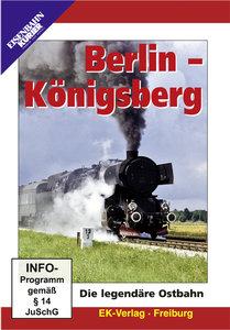 Berlin - Königsberg, 1 DVD