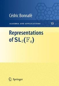 Representations of SL2(Fq)