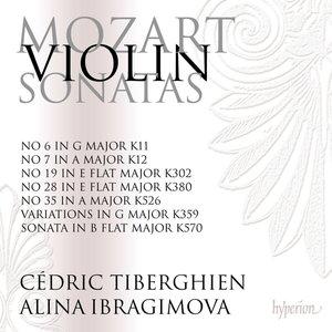 Sonaten für Violine und Klavier Vol.5