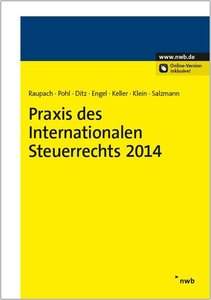 Praxis des Internationalen Steuerrechts 2014